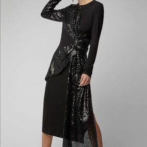 Brand new with tag sequin prabal dress. New w tag